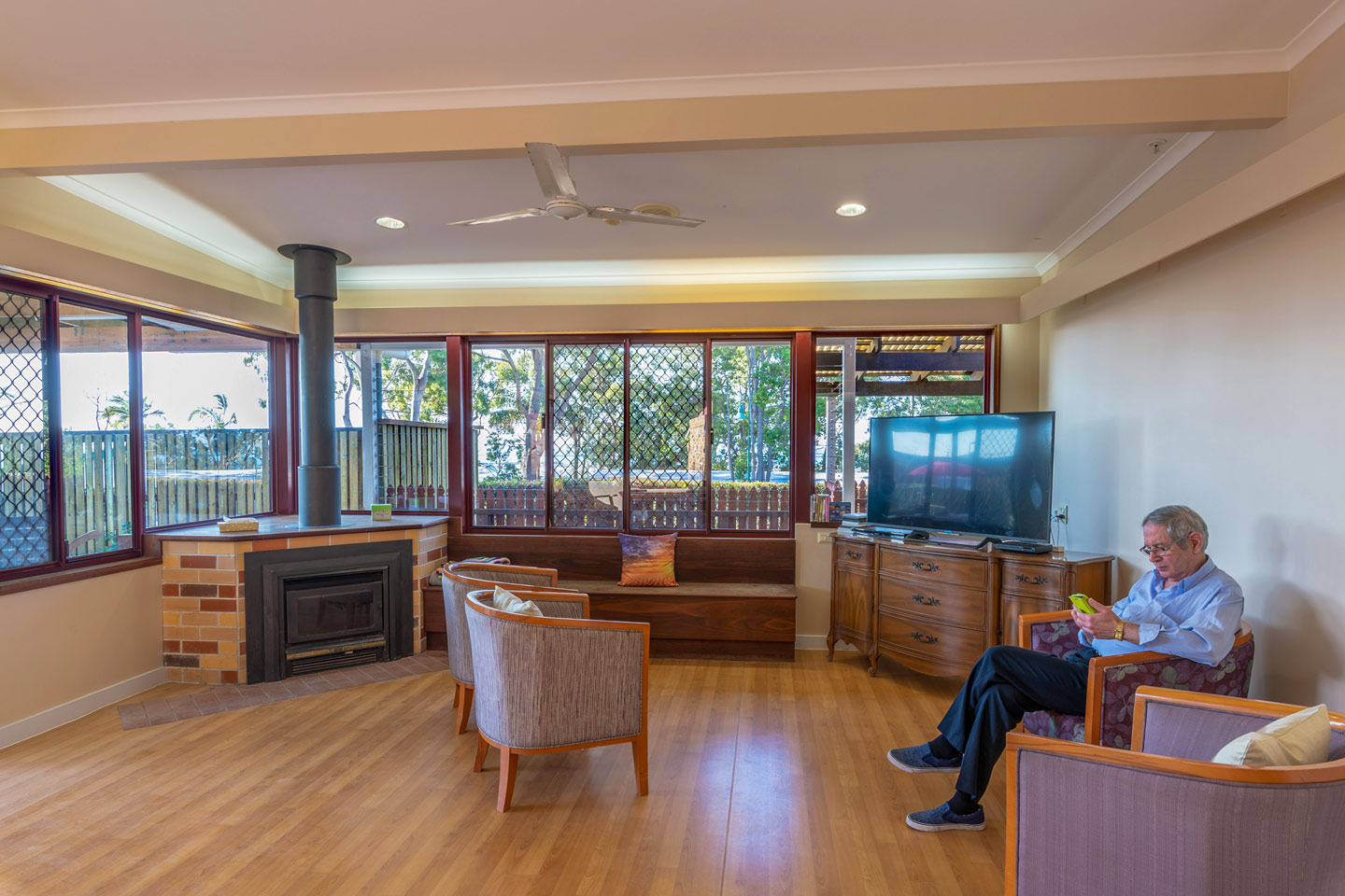Anglicare Edwin Marsden Tooth Residential Care, Manly QLD 4179 - Anglicare Edwin Marsden Tooth Residential Care