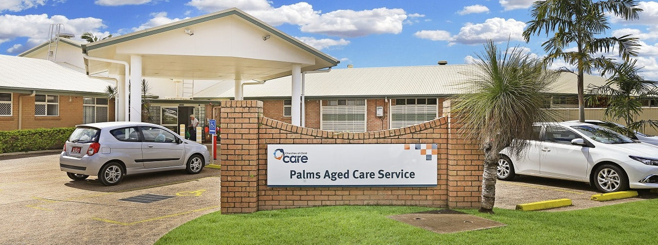 Churches of Christ Care Palms Aged Care Service