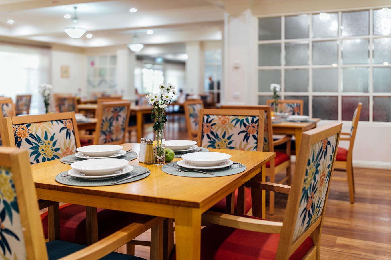 Baptcare Amberlea Community, Drouin VIC 3818 - Baptcare Amberlea Community DINING