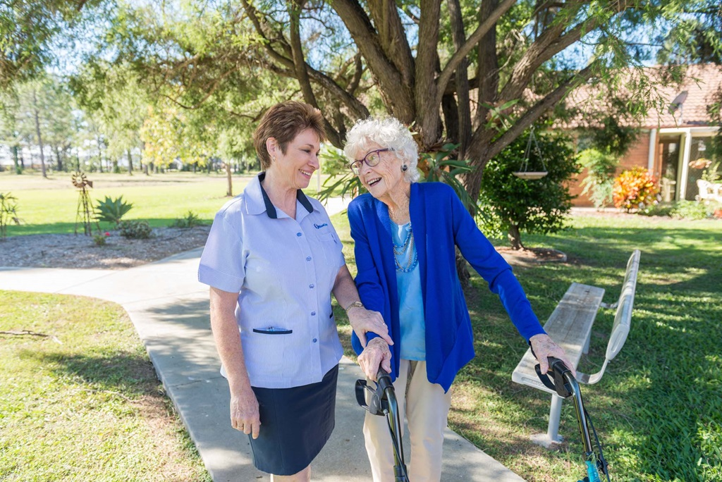 Blue Care Lawnton  Pine Woods Aged Care Facility, Lawnton QLD 4501 - Blue Care Lawnton  Pine Woods Aged Care Facility