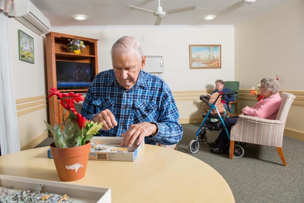 Blue Care Capricorn Aged Care Facility, Yeppoon QLD 4703 - Blue Care Capricorn Aged Care Facility