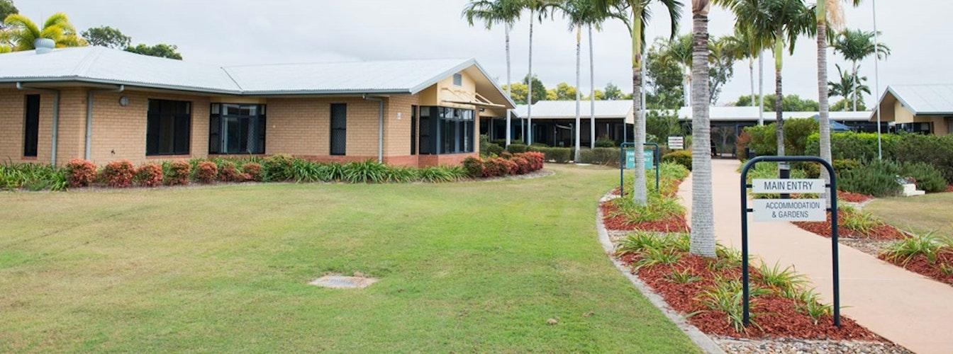 Blue Care Capricorn Aged Care Facility