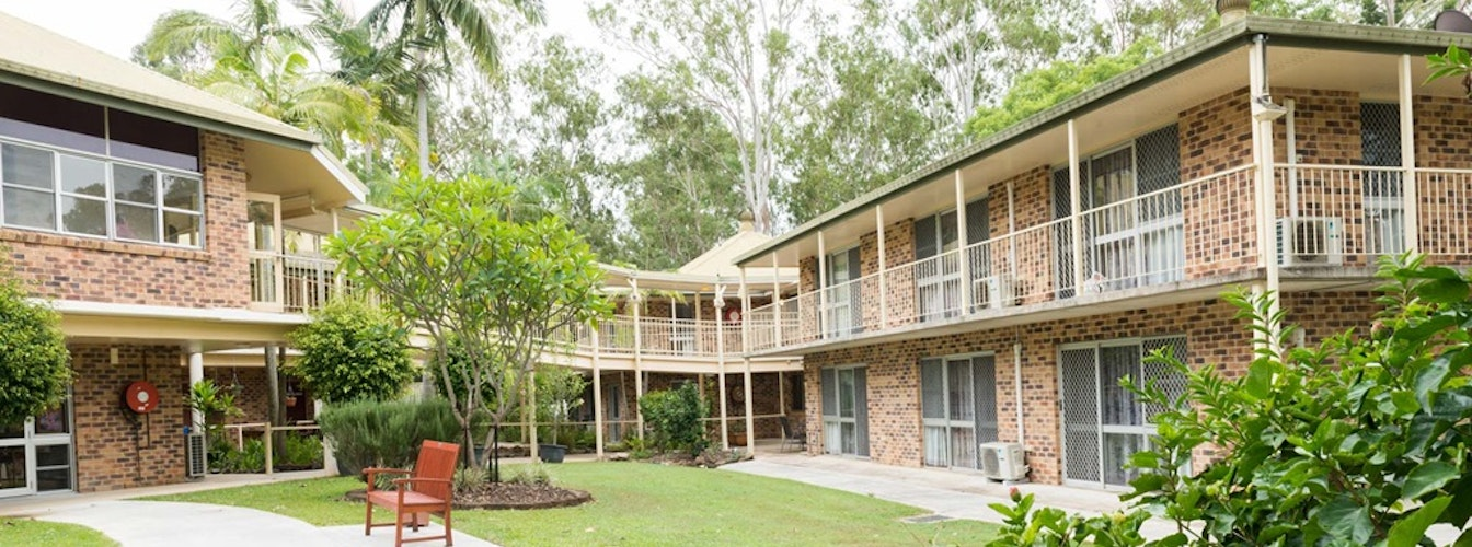 Blue Care Kenmore Aged Care Facility