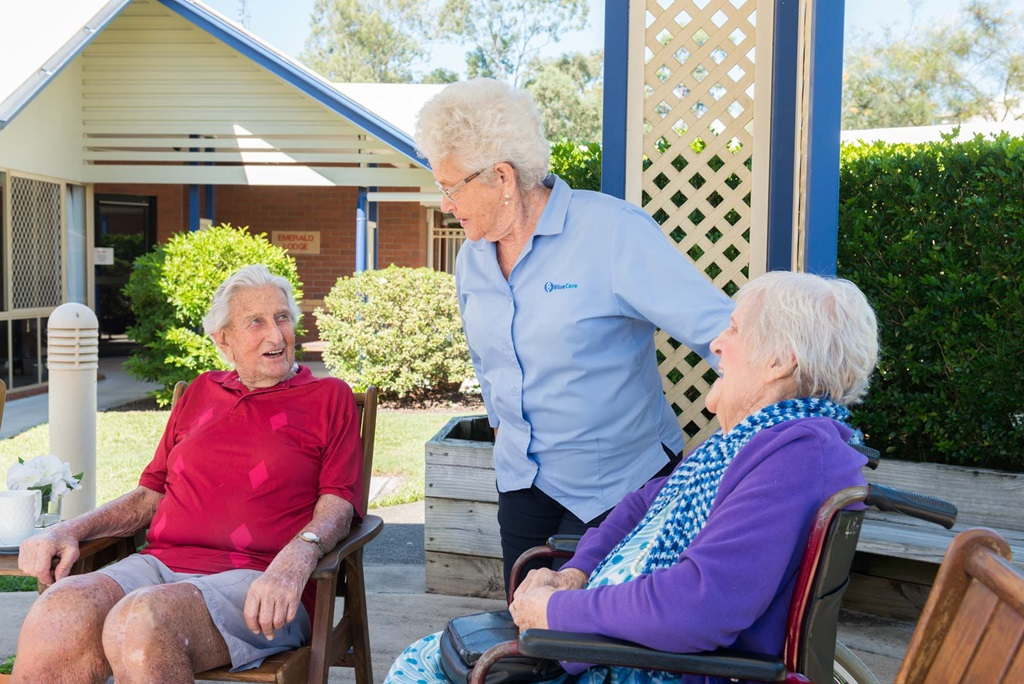 Blue Care Gympie Grevillea Gardens Aged Care Facility, Gympie QLD 4570 - Blue Care Gympie Grevillea Gardens Aged Care Facility