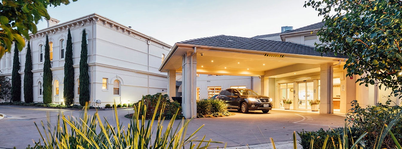 Baptcare Hedley Sutton Community – Camberwell Aged Care