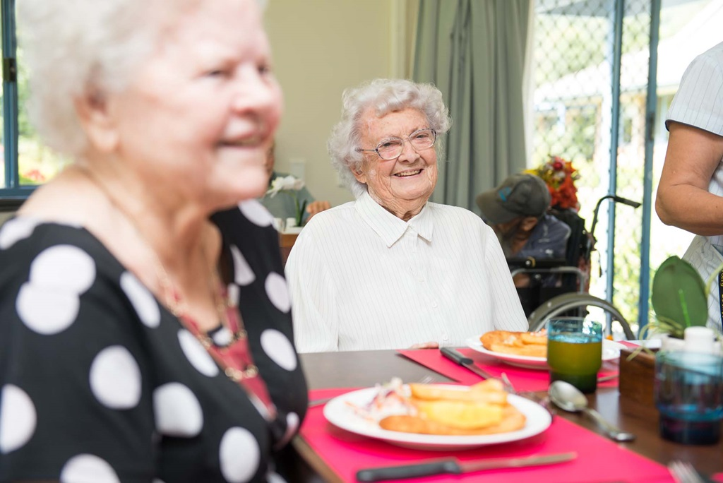 Blue Care Tallebudgera Talleyhaven Aged Care Facility, Tallebudgera QLD 4228 - Blue Care Tallebudgera Talleyhaven Aged Care Facility