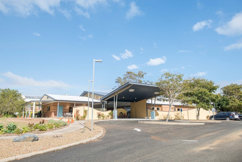 Blue Care Gladstone Edenvale Aged Care Facility, Glen Eden QLD 4680 - Blue Care Gladstone Edenvale Aged Care Facility