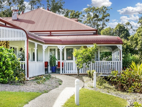 Churches of Christ Care Homesteads Aged Care Service