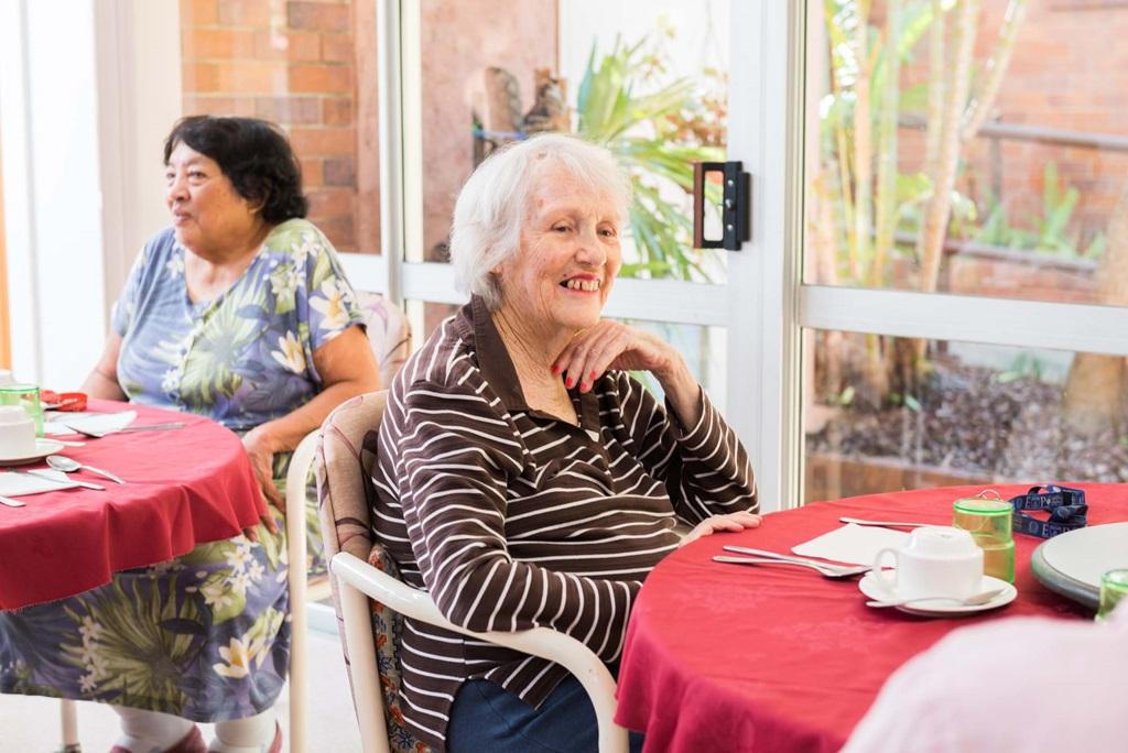 Blue Care Hamilton Merriwee Court Aged Care Facility, Hamilton QLD 4007 - Blue Care Hamilton Merriwee Court Aged Care Facility