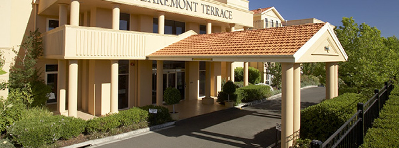 Allity Claremont Terrace Aged Care