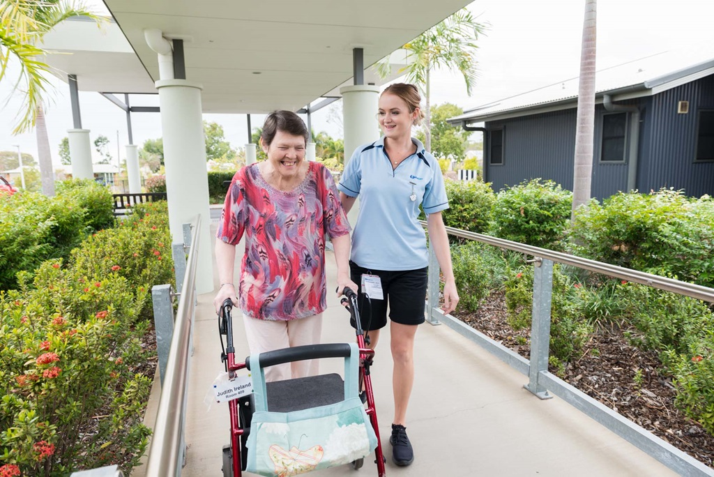 Blue Care Gracemere Aged Care Facility, Gracemere QLD 4702 - Blue Care Gracemere Aged Care Facility