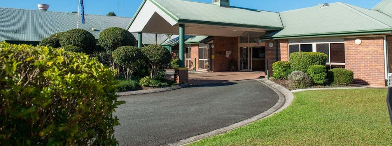 Blue Care Maleny Erowal Aged Care Facility