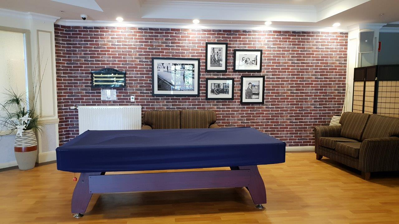 Bethel Aged Care, Mill Park VIC 3082 - Pool Table