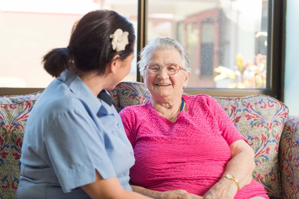 Blue Care Hervey Bay Masters Lodge Aged Care Facility, Pialba QLD 4655 - Blue Care Hervey Bay Masters Lodge Aged Care Facility