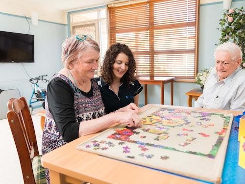 Blue Care Brassall Aged Care Facility