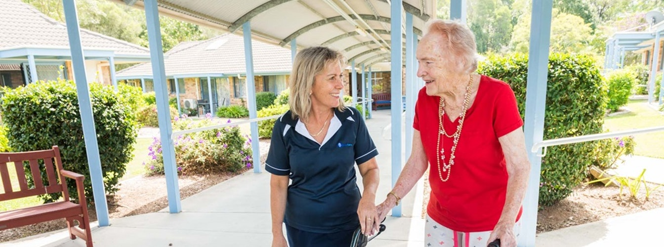 Blue Care Tallebudgera Talleyhaven Aged Care Facility