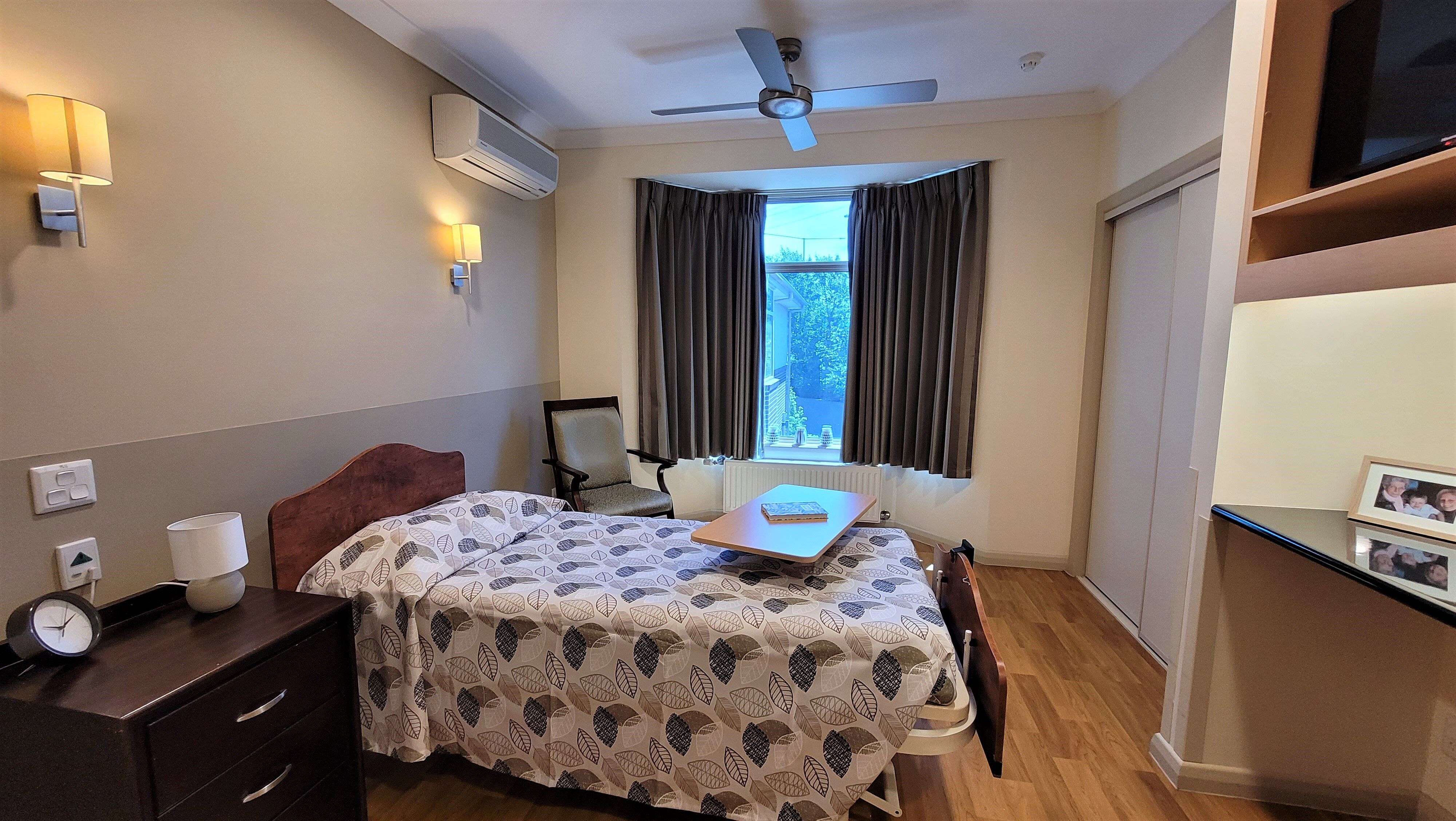 Bethel Aged Care, Mill Park VIC 3082 - Bedroom Example 1