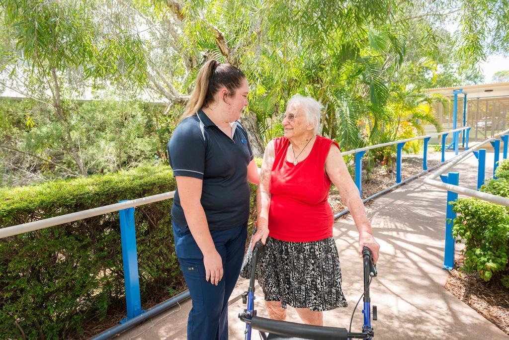 Blue Care Redland Bay Yarrabee Aged Care Facility, Redland Bay QLD 4165 - Blue Care Redland Bay Yarrabee Aged Care Facility
