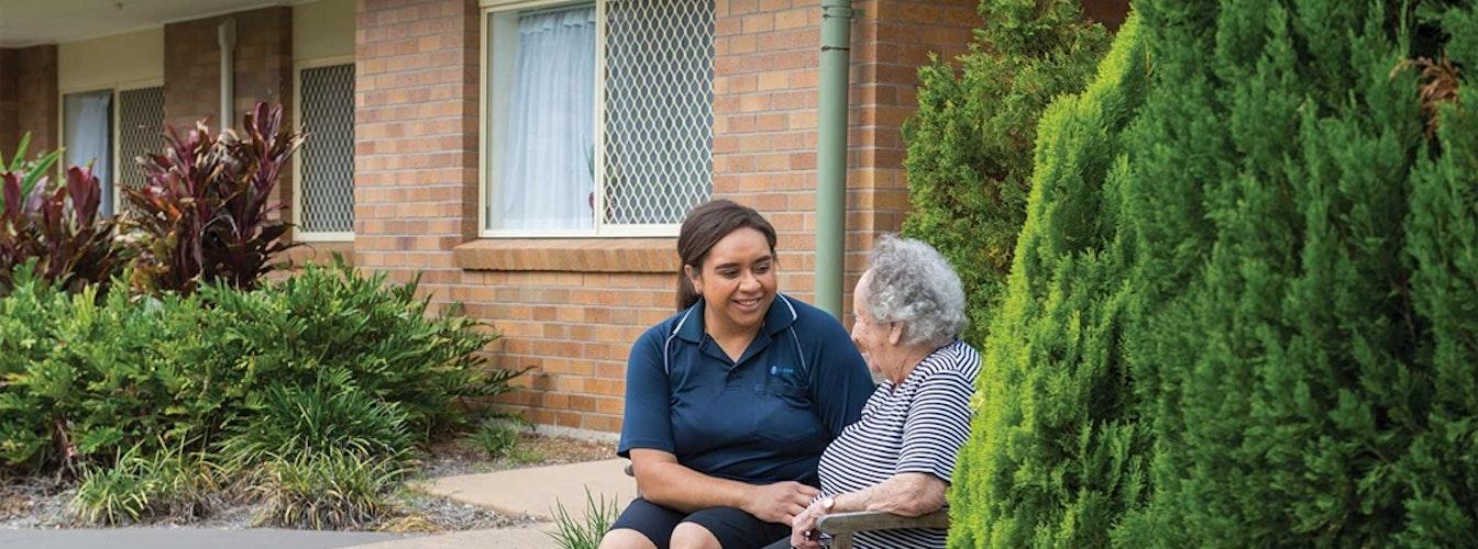 Blue Care Wynnum Aged Care Facility