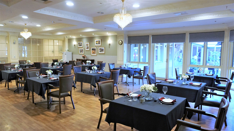 Anzac Lodge Nursing Home, Coburg North VIC 3058 - Dining Room Example
