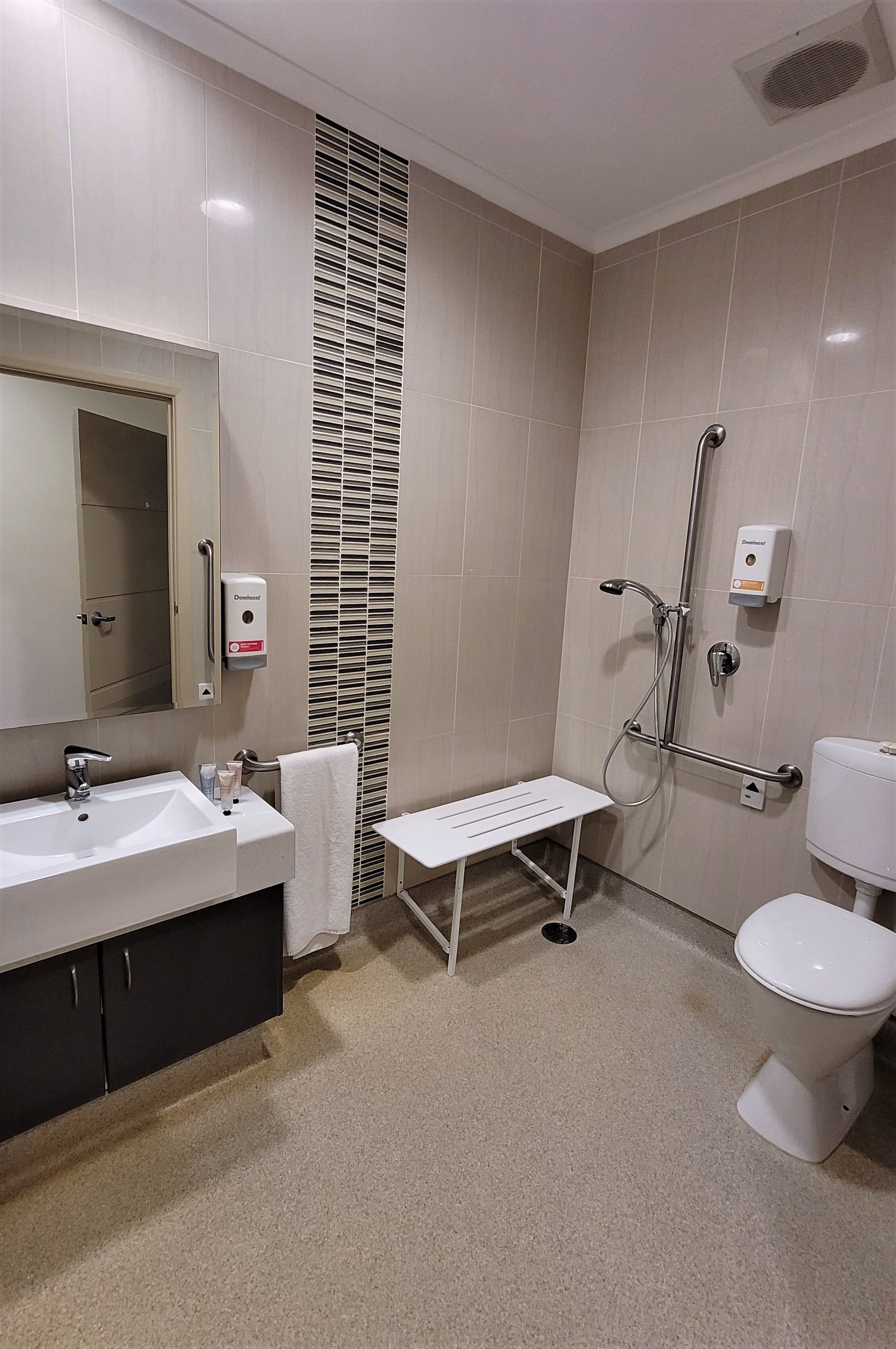 Bethel Aged Care, Mill Park VIC 3082 - Private Ensuite Example