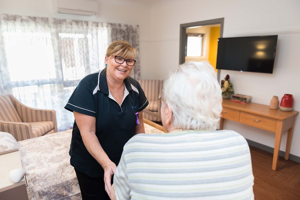 Blue Care Mackay Homefield Aged Care Facility, Mackay QLD 4740 - Blue Care Mackay Homefield Aged Care Facility