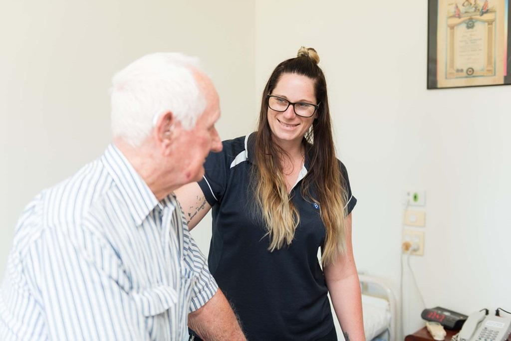 Blue Care Bundaberg Pioneer Aged Care Facility, Bundaberg QLD 4670 - Blue Care Bundaberg Pioneer Aged Care Facility