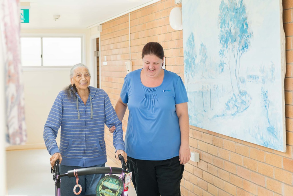 Blue Care Bundaberg Millbank Aged Care Facility, Bundaberg QLD 4670 - Blue Care Bundaberg Millbank Aged Care Facility