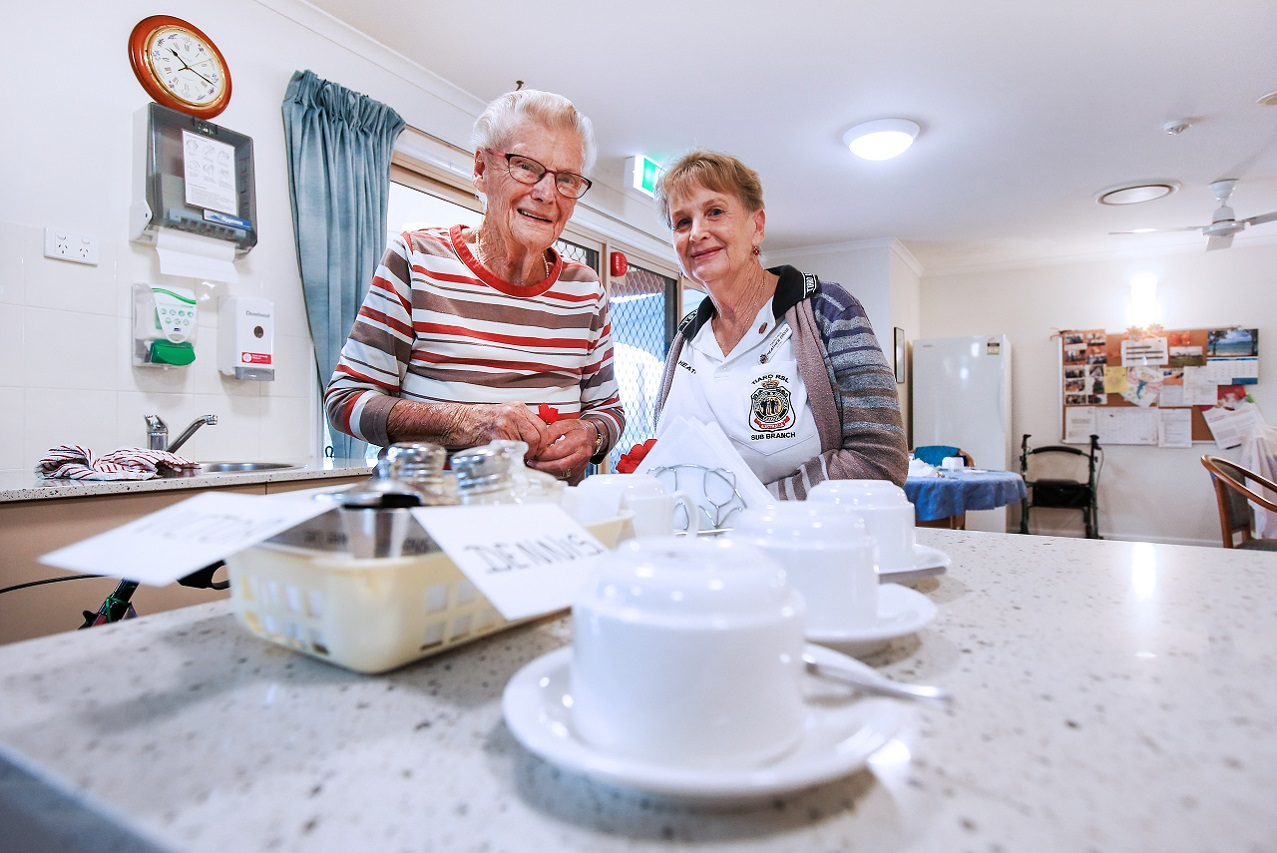 Churches of Christ Care Petrie Gardens Aged Care Service, Tiaro QLD 4650 - Churches of Christ Care Petrie Gardens Aged Care Service