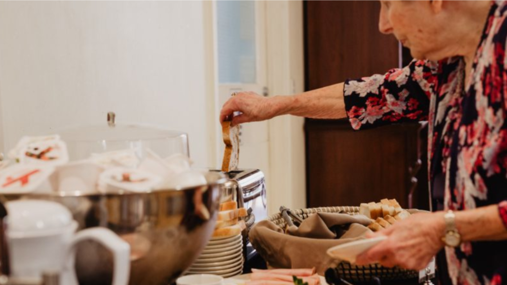 Craigcare Plumpton Villa, Glenroy VIC 3046 - Buffet Breakfast