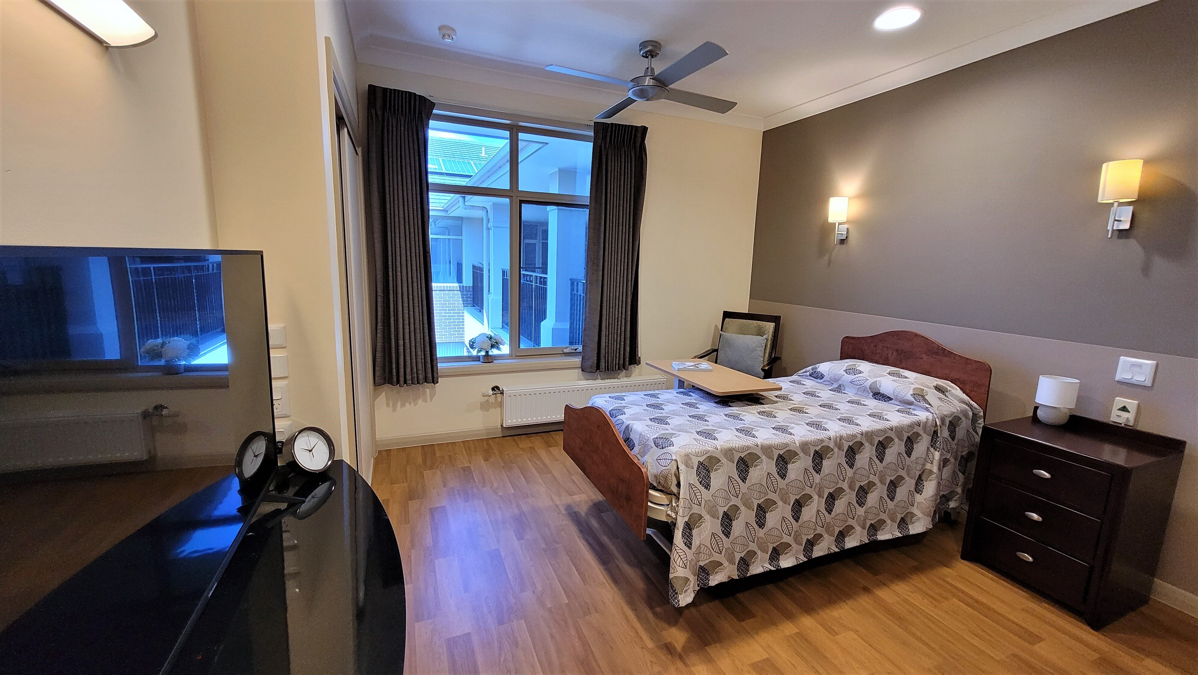 Bethel Aged Care, Mill Park VIC 3082 - Bedroom Example 2
