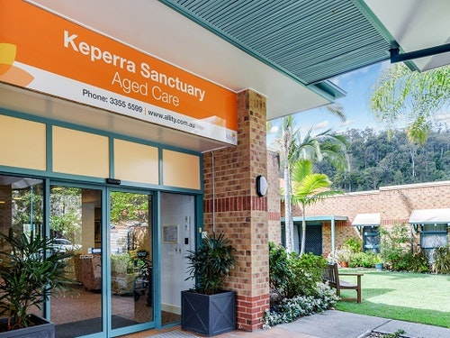Allity Keperra Sanctuary Aged Care