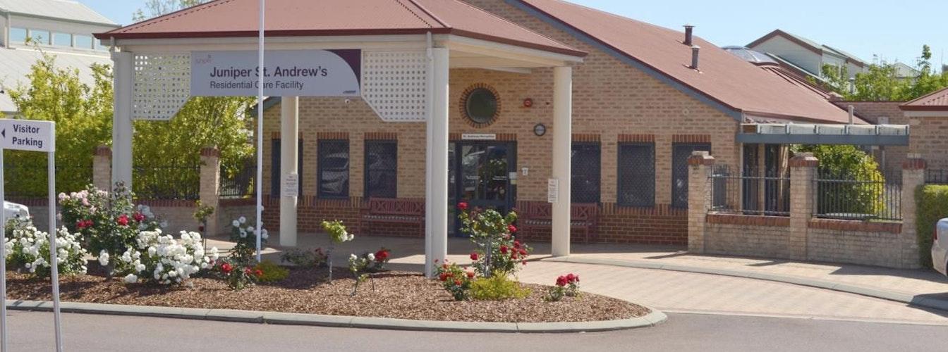 Juniper St Andrew's Residential Care