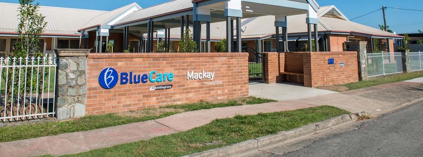 Blue Care Mackay Homefield Aged Care Facility
