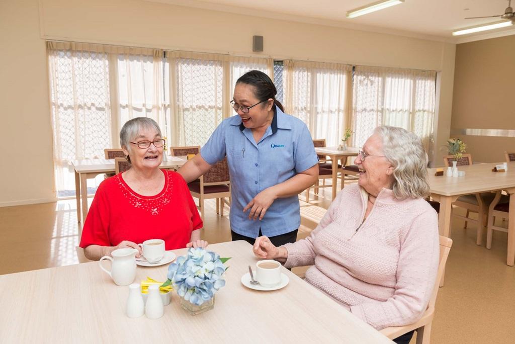 Blue Care Yurana Aged Care Facility, Springwood QLD 4127 - Blue Care Yurana Aged Care Facility