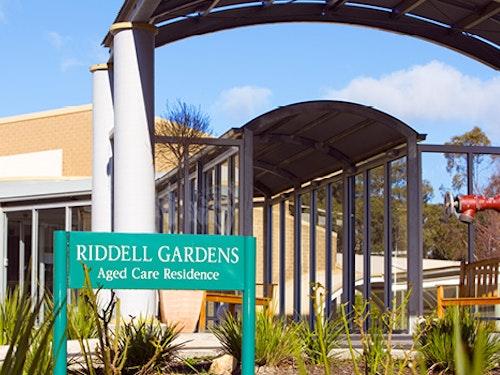 Allity Riddell Gardens Aged Care