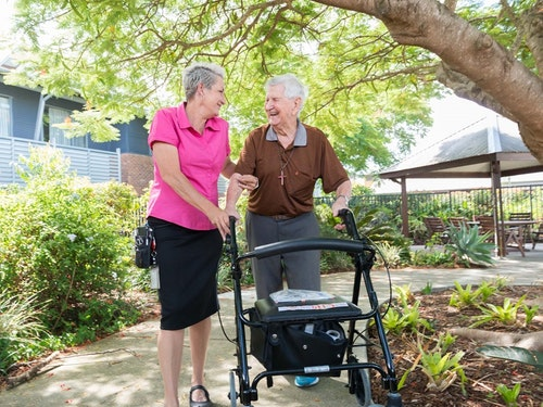 Blue Care Labrador Gardens Aged Care Facility