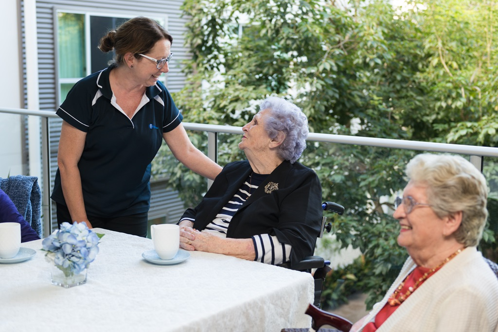 Blue Care Redcliffe Aged Care Facility, Redcliffe QLD 4020 - Blue Care Redcliffe Aged Care Facility