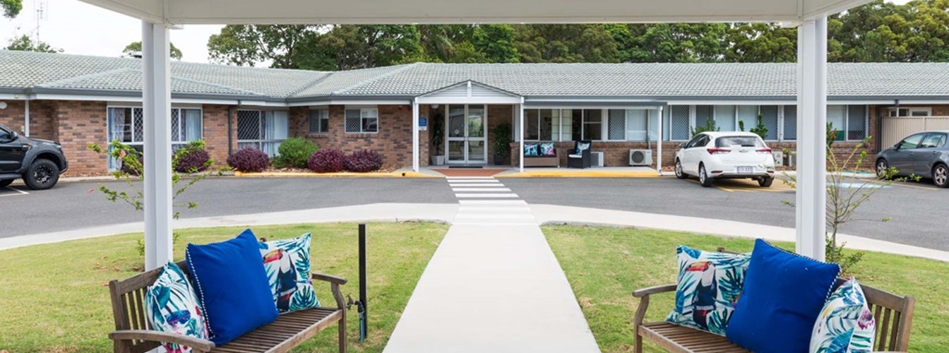 Blue Care Caloundra Aged Care Facility
